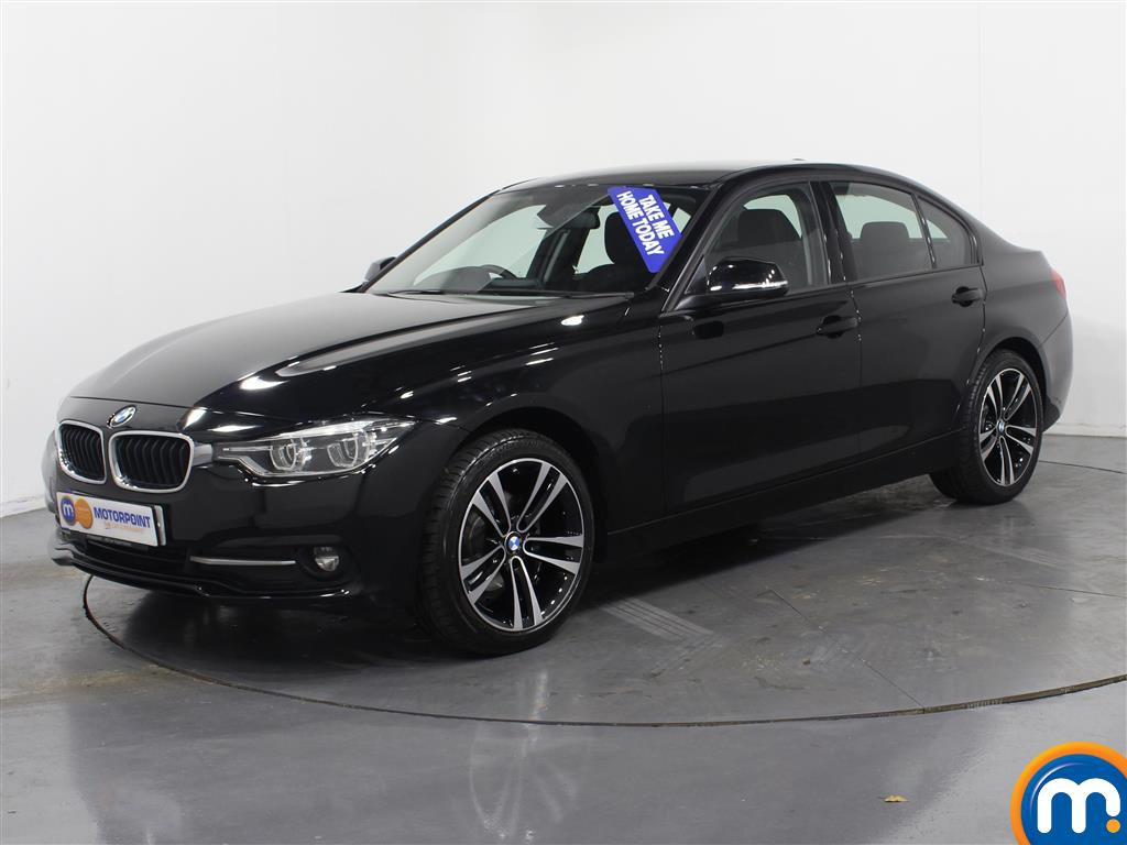BMW 3 Series Sport - Stock Number (976585) - Passenger side front corner