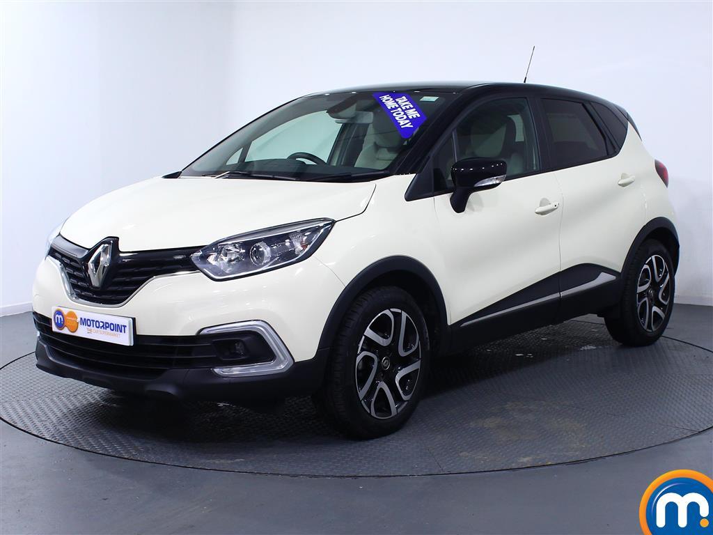Renault Captur Iconic - Stock Number (966597) - Passenger side front corner