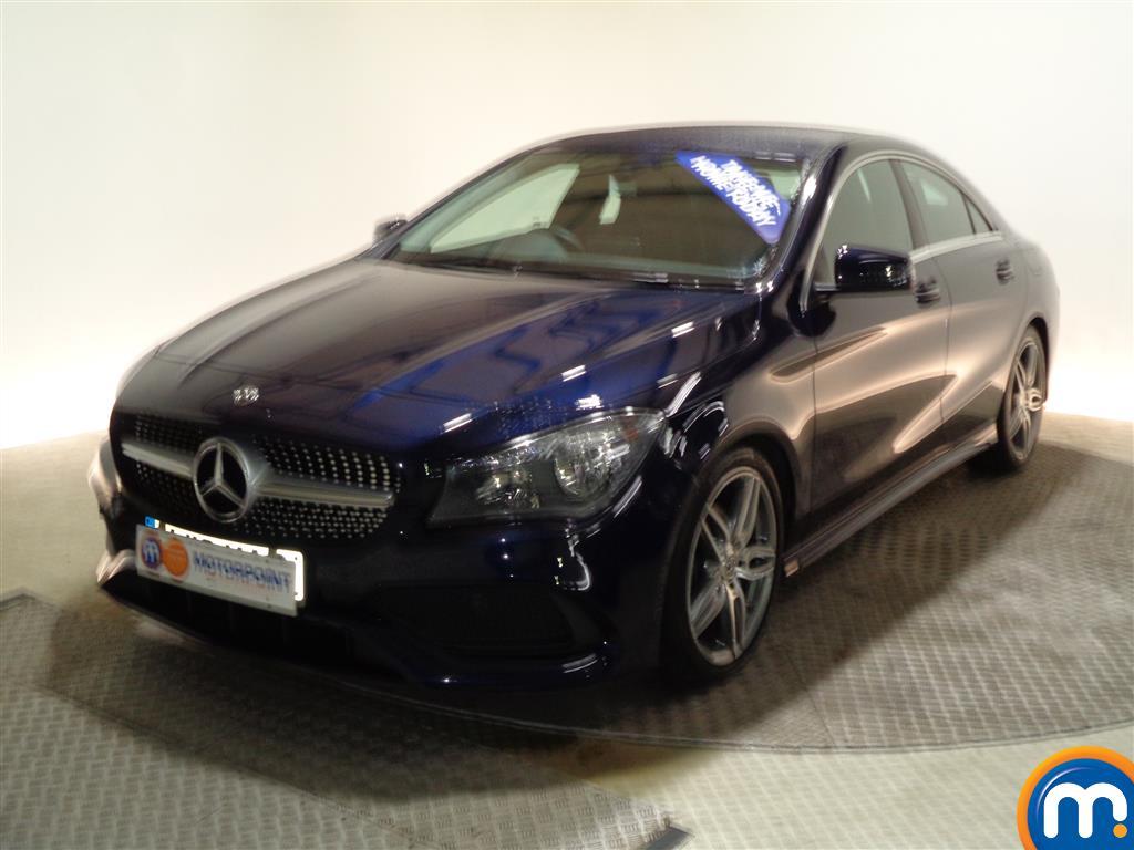 Mercedes-Benz Cla Class AMG Line Edition - Stock Number (972273) - Passenger side front corner