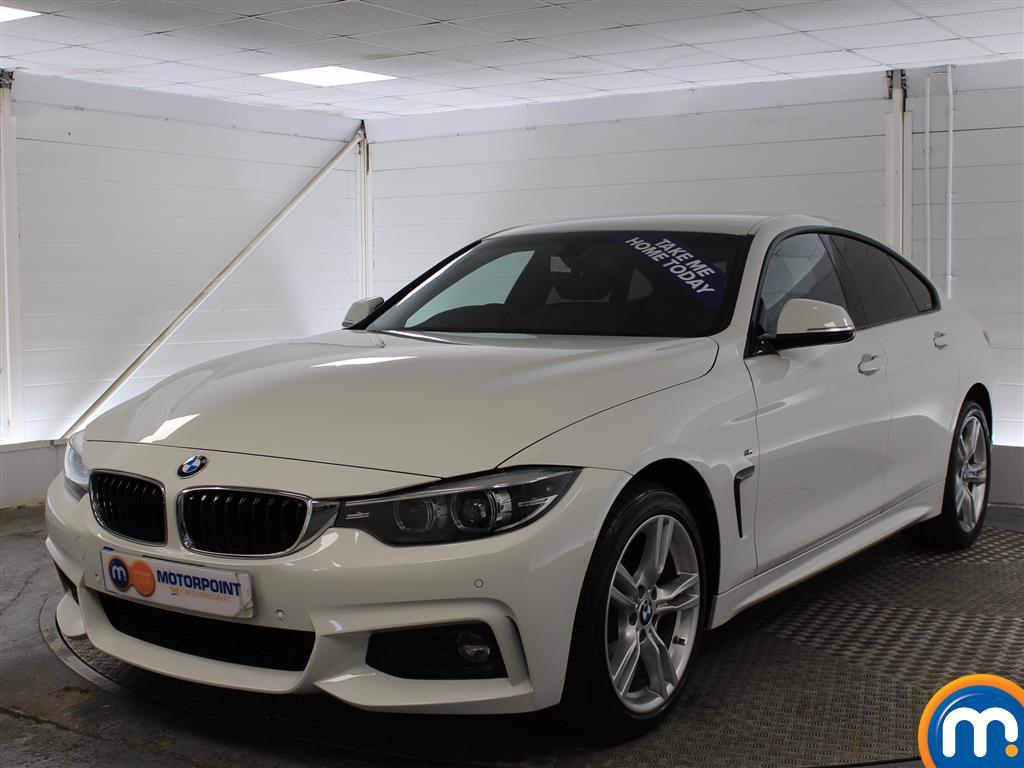 BMW 4 Series M Sport - Stock Number (966848) - Passenger side front corner