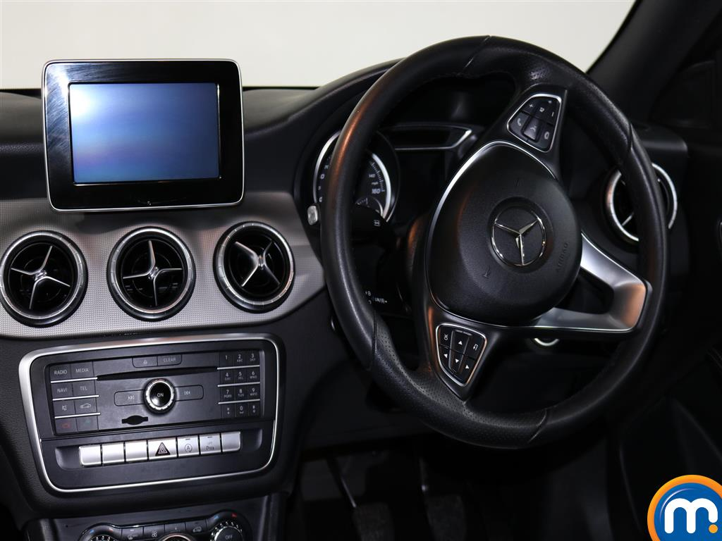 Mercedes-Benz Cla Class Sport Manual Diesel Coupe - Stock Number (975110) - 4th supplementary image