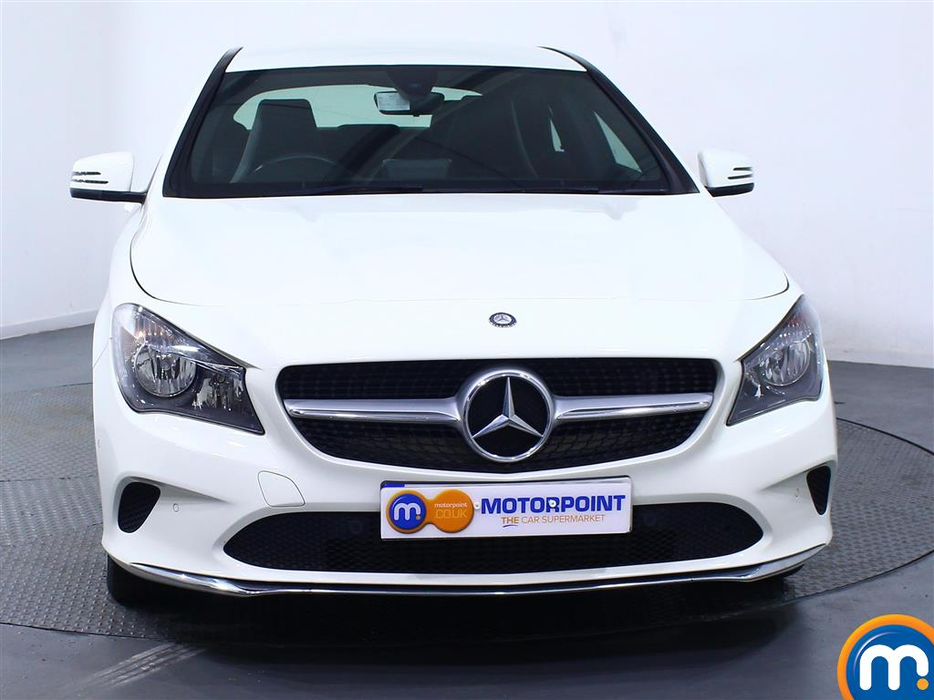 Mercedes-Benz Cla Class Sport Manual Diesel Coupe - Stock Number (975110) - Front bumper