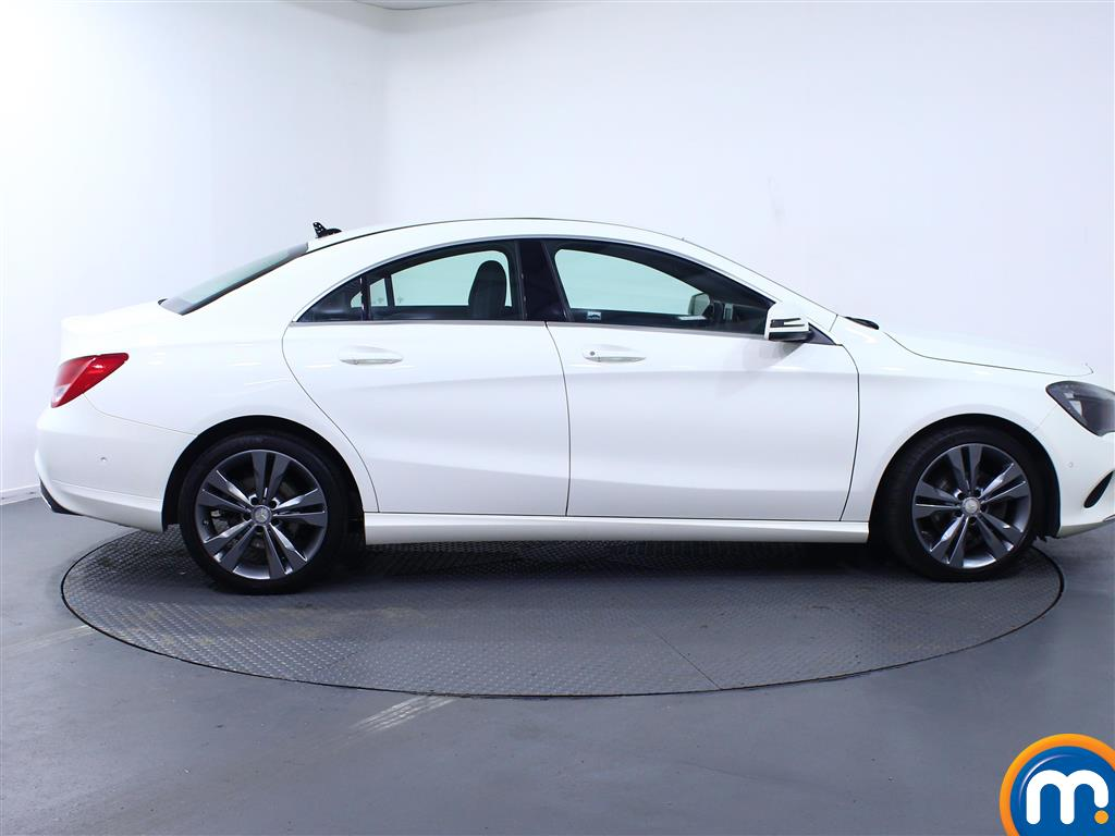 Mercedes-Benz Cla Class Sport Manual Diesel Coupe - Stock Number (975110) - Drivers side
