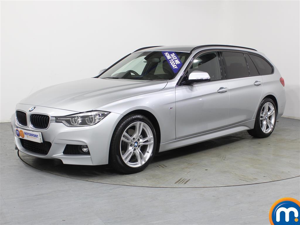 BMW 3 Series M Sport - Stock Number (965777) - Passenger side front corner