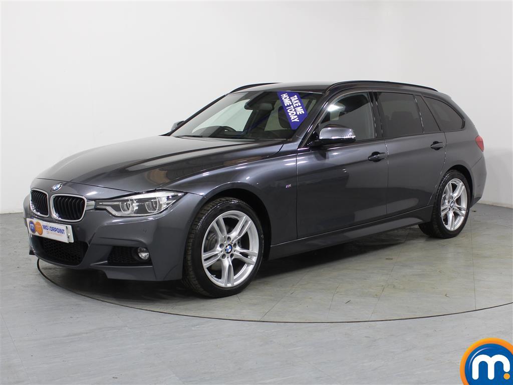 BMW 3 Series M Sport - Stock Number (958900) - Passenger side front corner