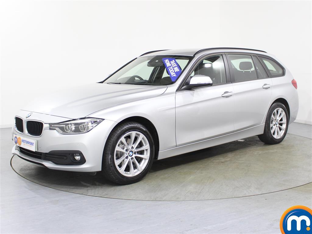 BMW 3 Series SE - Stock Number (966006) - Passenger side front corner