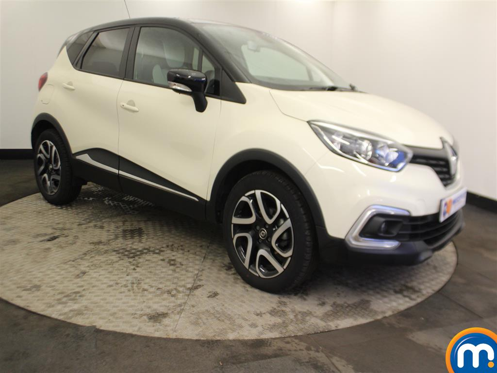 Renault Captur Iconic Manual Petrol Hatchback - Stock Number (966582) - Drivers side front corner