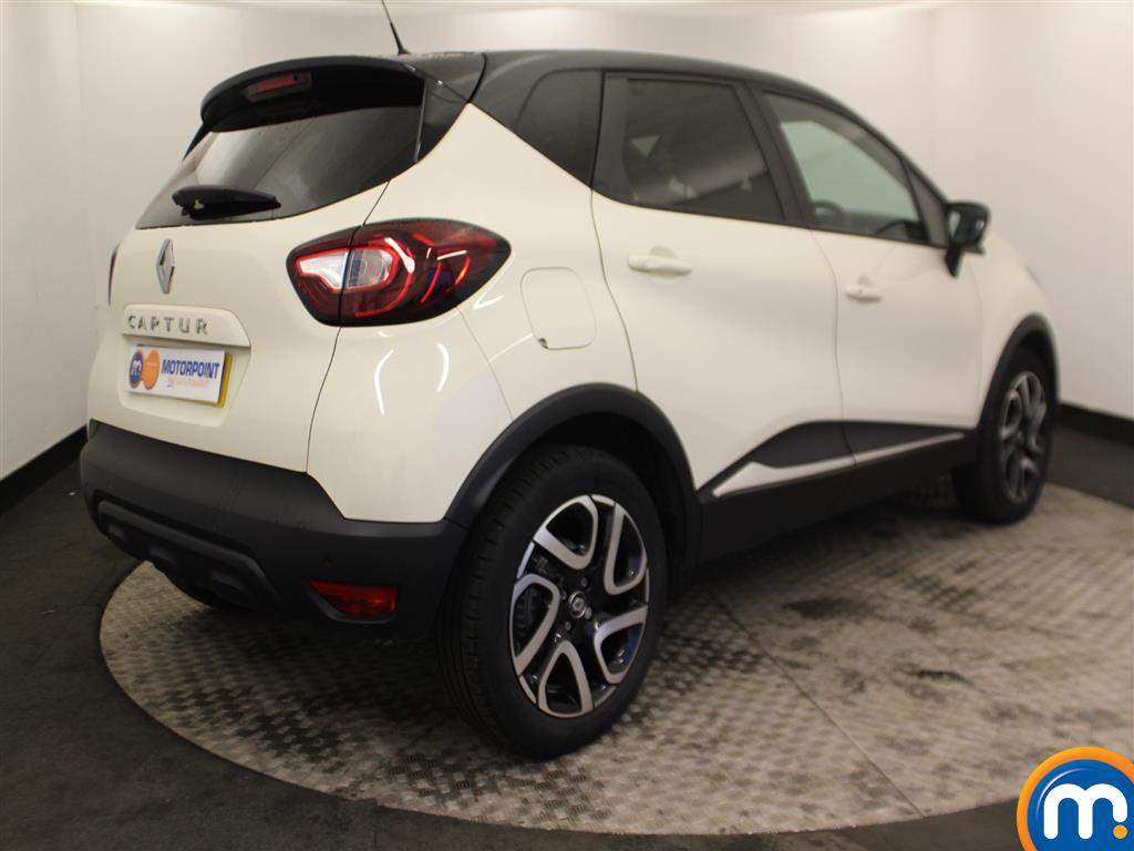 Renault Captur Iconic Manual Petrol Hatchback - Stock Number (966582) - Drivers side rear corner
