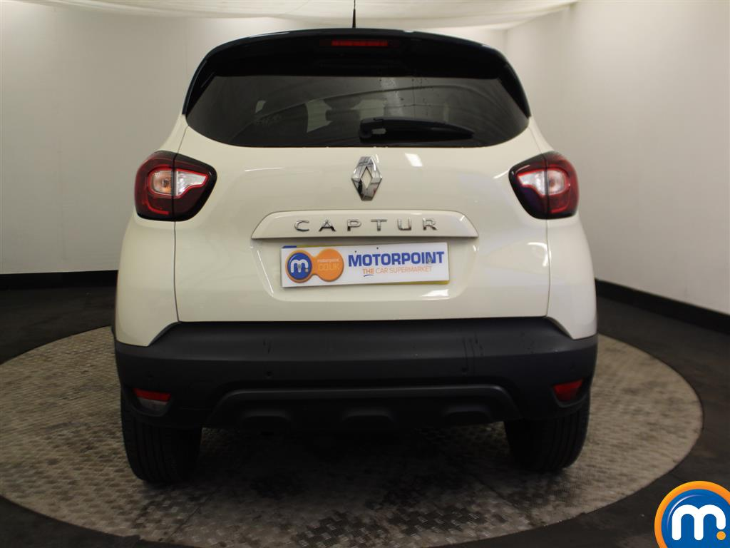 Renault Captur Iconic Manual Petrol Hatchback - Stock Number (966582) - Rear bumper