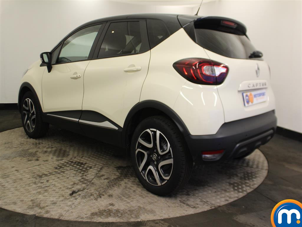 Renault Captur Iconic Manual Petrol Hatchback - Stock Number (966582) - Passenger side rear corner