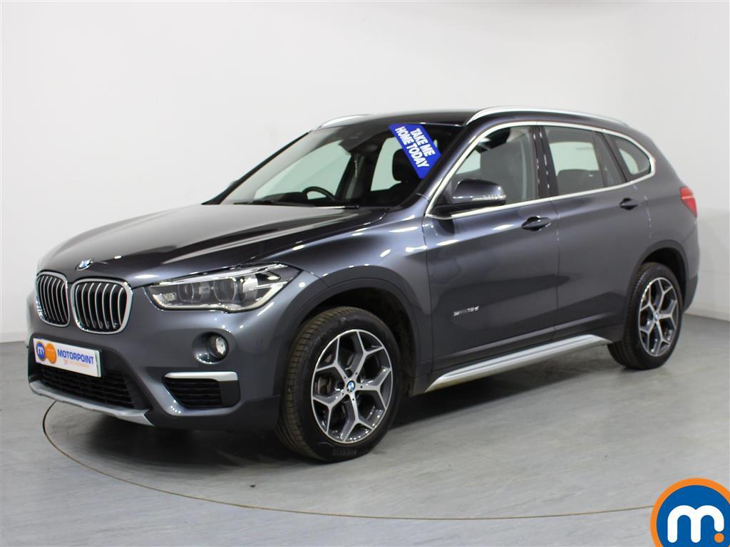 BMW X1 xLine - Stock Number (980232) - Passenger side front corner