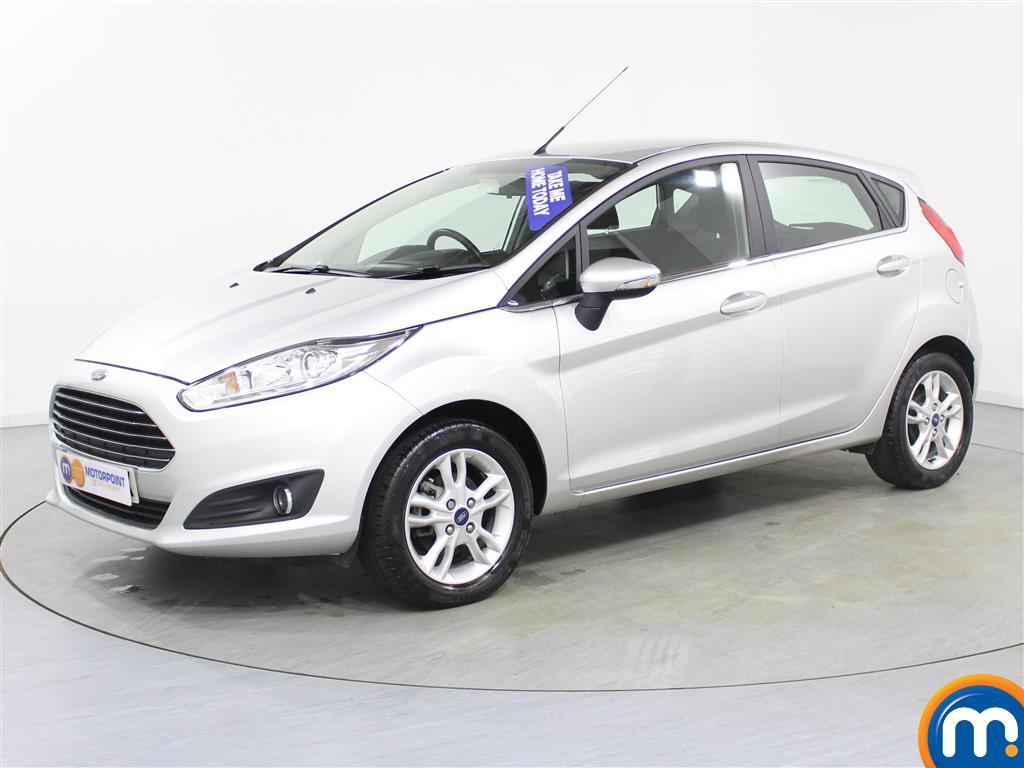 Ford Fiesta Zetec - Stock Number (977570) - Passenger side front corner