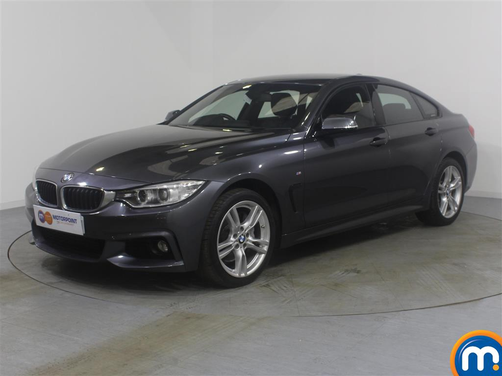 BMW 4 Series M Sport - Stock Number (974832) - Passenger side front corner