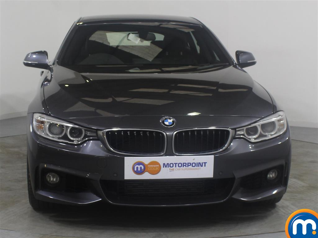 BMW 4 Series M Sport Automatic Diesel Coupe - Stock Number (974832) - Front bumper