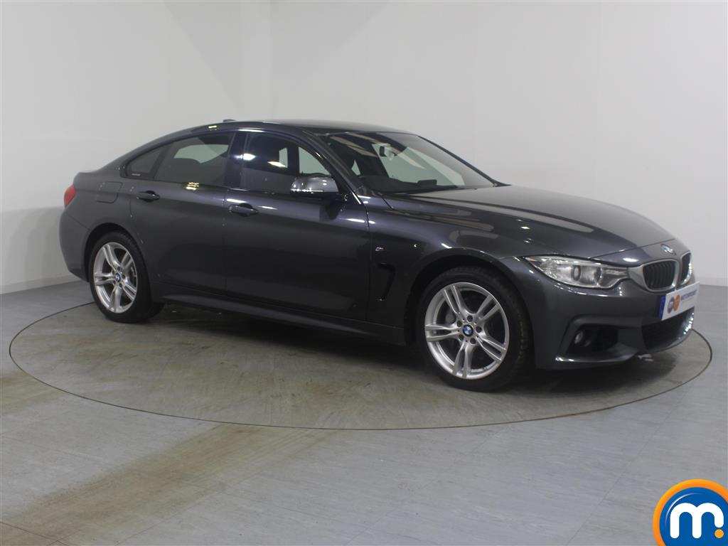 BMW 4 Series M Sport Automatic Diesel Coupe - Stock Number (974832) - Drivers side front corner