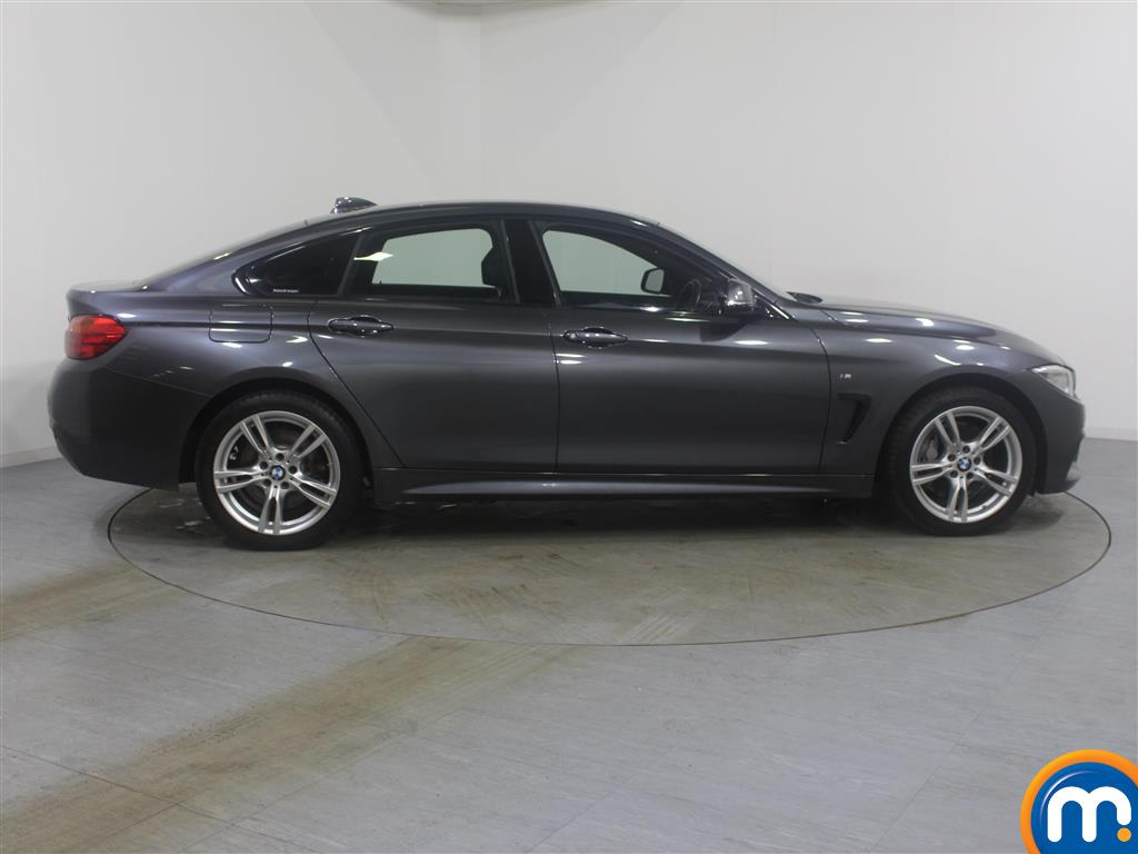 BMW 4 Series M Sport Automatic Diesel Coupe - Stock Number (974832) - Drivers side