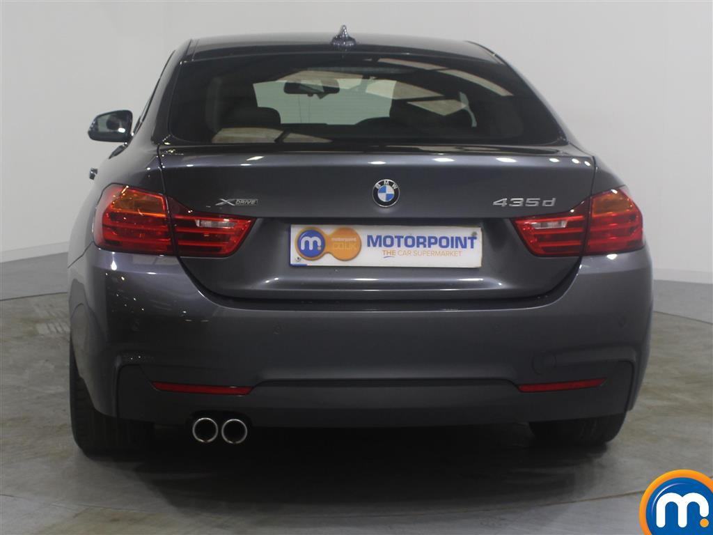 BMW 4 Series M Sport Automatic Diesel Coupe - Stock Number (974832) - Rear bumper