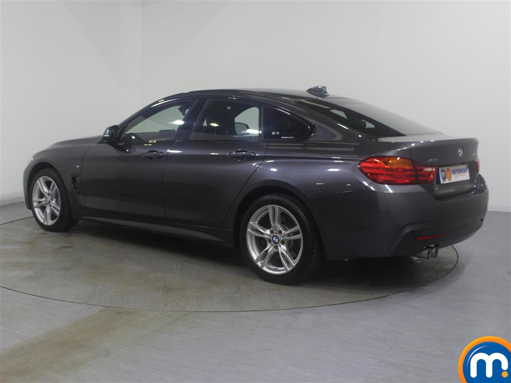 BMW 4 Series M Sport Automatic Diesel Coupe - Stock Number (974832) - Passenger side rear corner