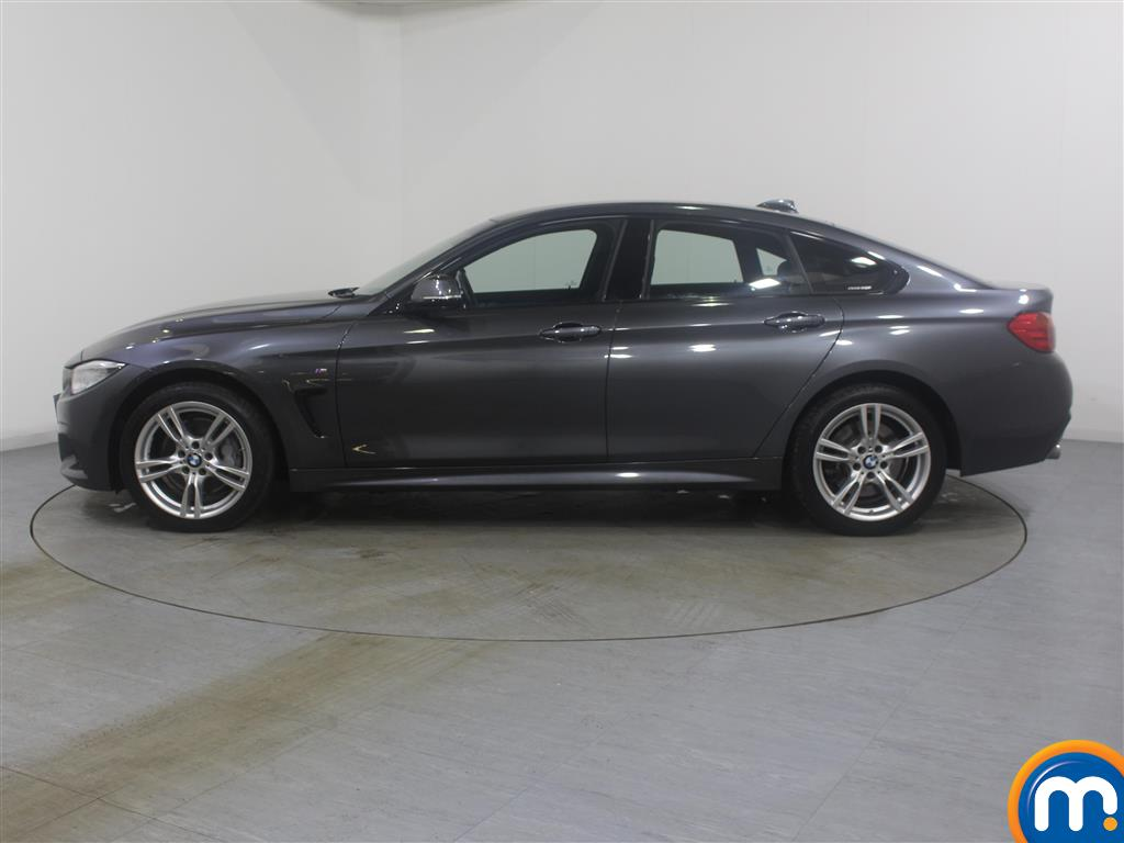 BMW 4 Series M Sport Automatic Diesel Coupe - Stock Number (974832) - Passenger side