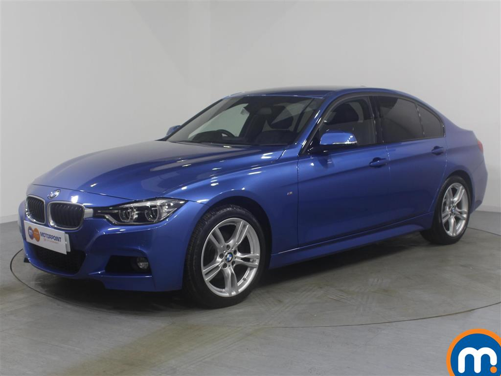 BMW 3 Series M Sport - Stock Number (965684) - Passenger side front corner