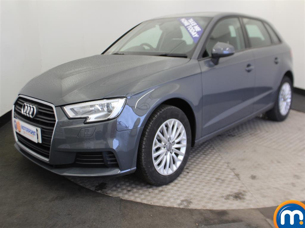 Audi A3 SE Technik - Stock Number (977559) - Passenger side front corner