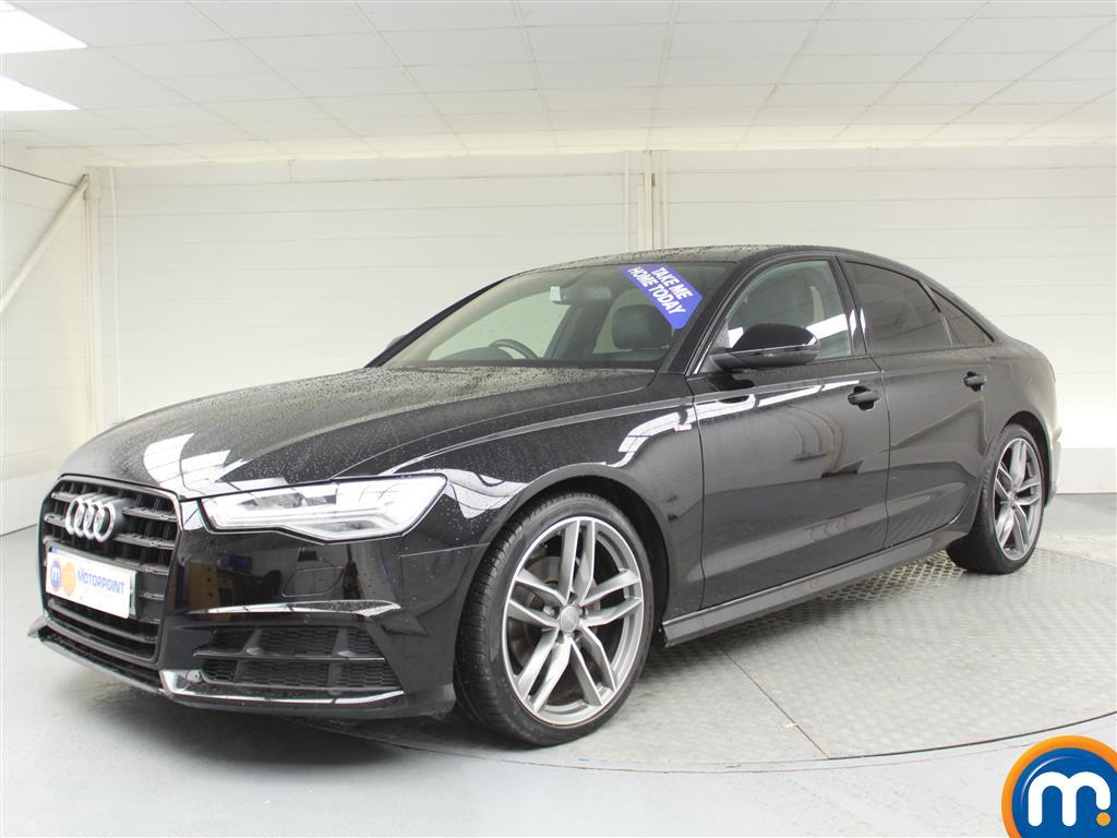 Audi A6 Black Edition - Stock Number (973853) - Passenger side front corner