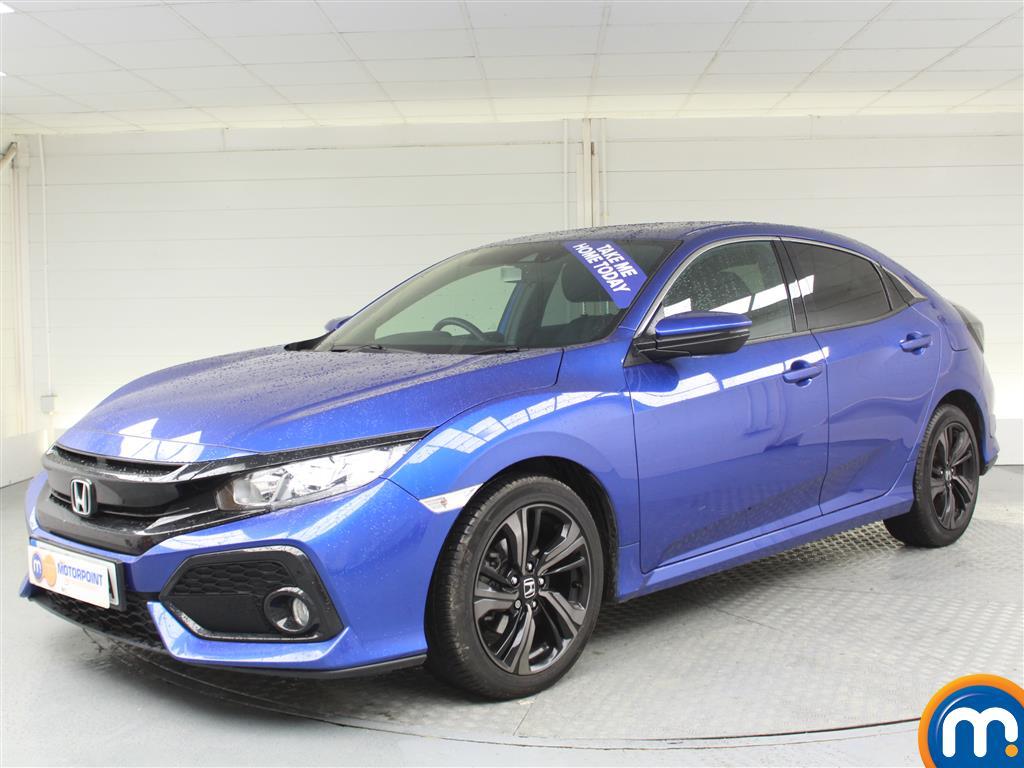 Honda Civic SR - Stock Number (978935) - Passenger side front corner