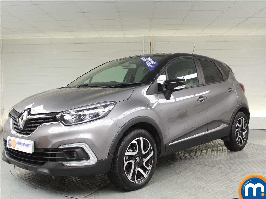 Renault Captur Iconic - Stock Number (966484) - Passenger side front corner