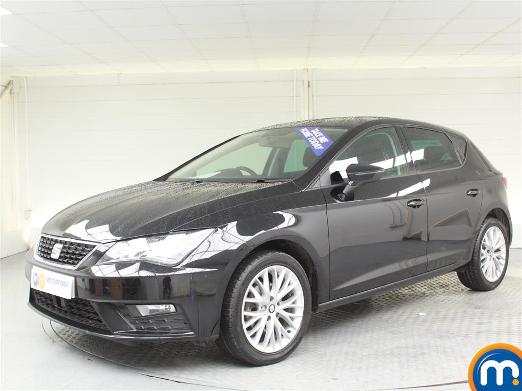 Seat Leon SE Dynamic Technology - Stock Number (971456) - Passenger side front corner