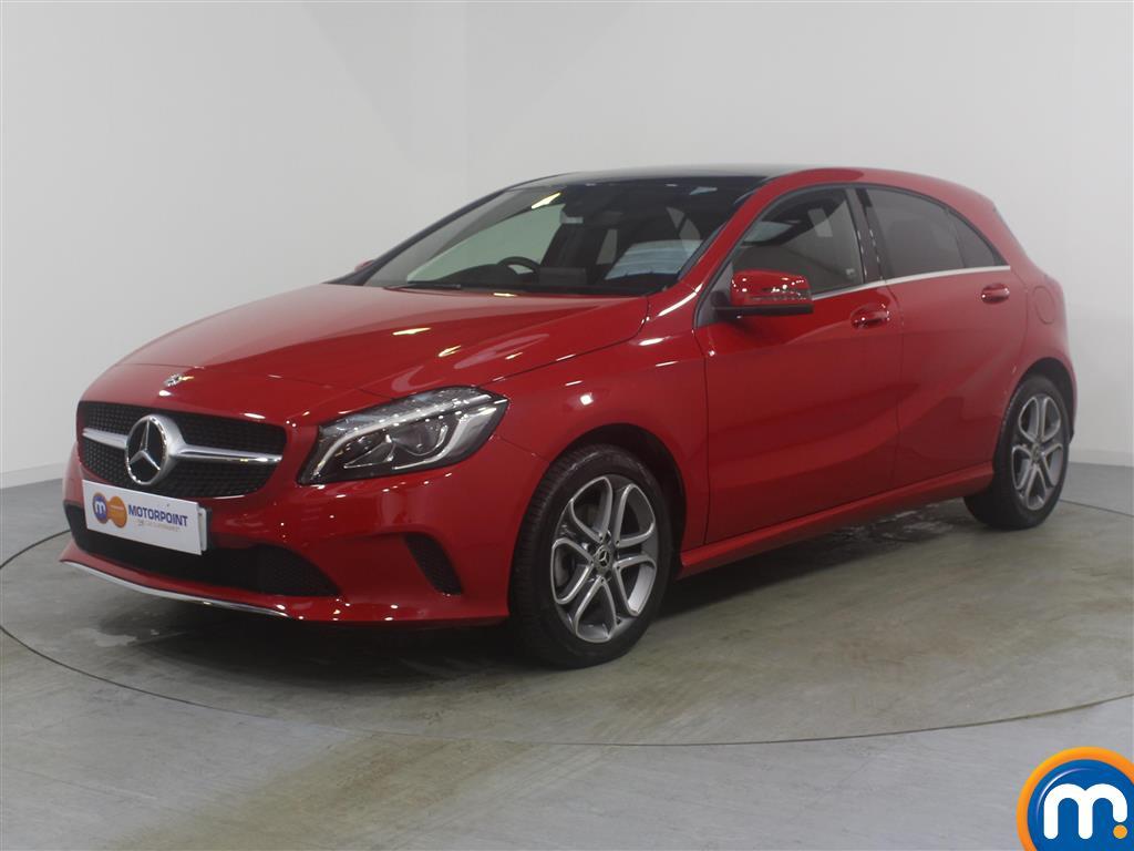 Mercedes-Benz A Class Sport Edition - Stock Number (977707) - Passenger side front corner