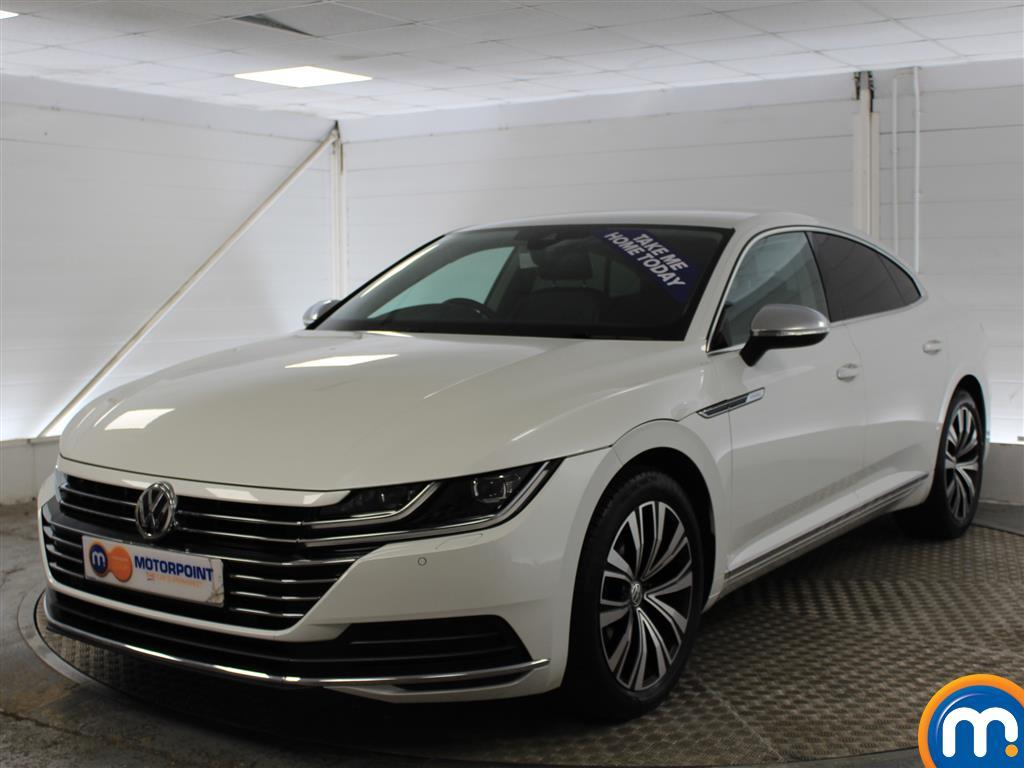 Volkswagen Arteon Elegance - Stock Number (978918) - Passenger side front corner