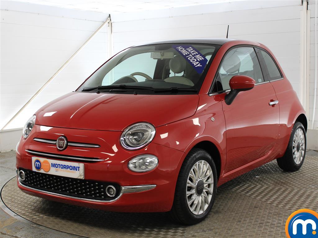 Fiat 500 Lounge - Stock Number (978531) - Passenger side front corner