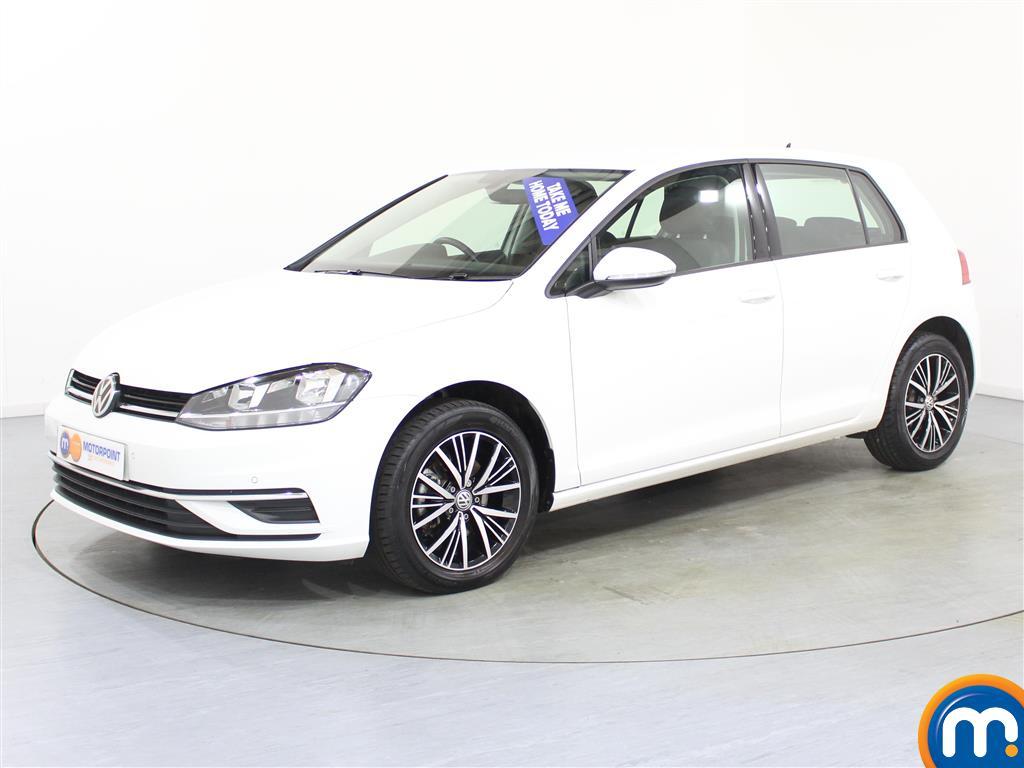 Volkswagen Golf SE - Stock Number (973352) - Passenger side front corner