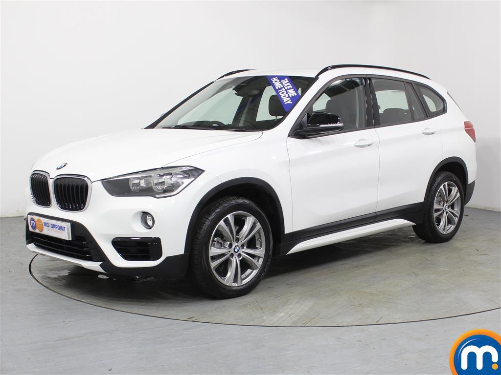 BMW X1 Sport - Stock Number (975299) - Passenger side front corner
