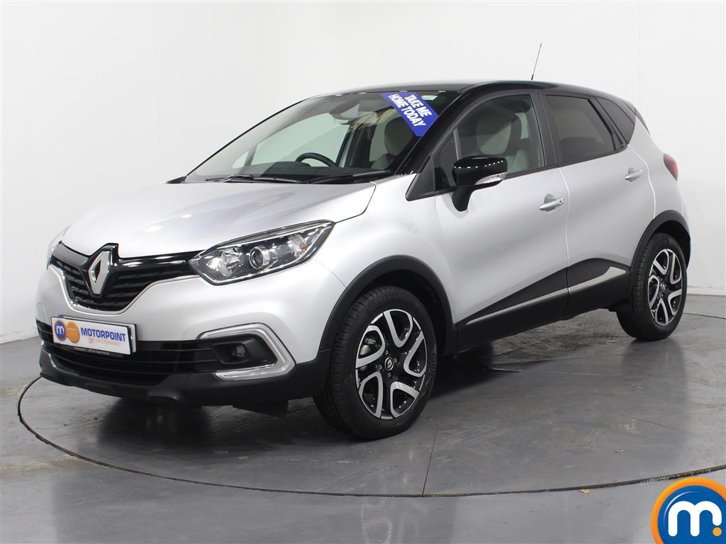 Renault Captur Iconic - Stock Number (966536) - Passenger side front corner