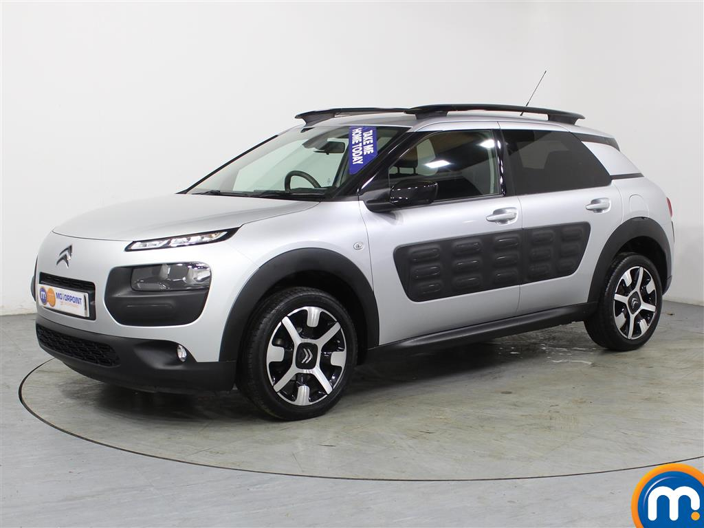 Citroen C4 Cactus Flair - Stock Number (973449) - Passenger side front corner