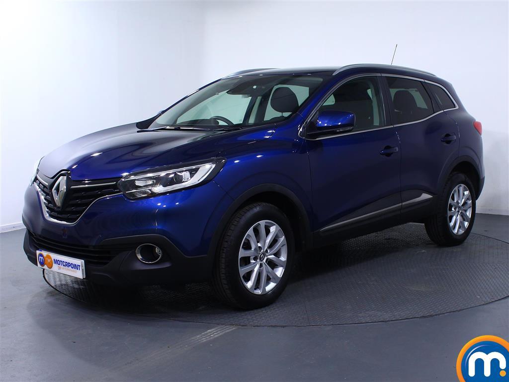 Renault Kadjar Dynamique Nav - Stock Number (973717) - Passenger side front corner