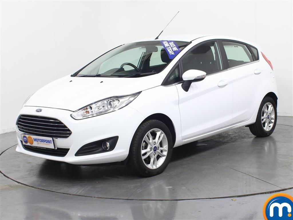 Ford Fiesta Zetec - Stock Number (977339) - Passenger side front corner
