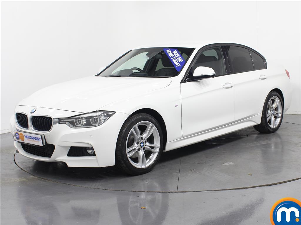 BMW 3 Series M Sport - Stock Number (965700) - Passenger side front corner