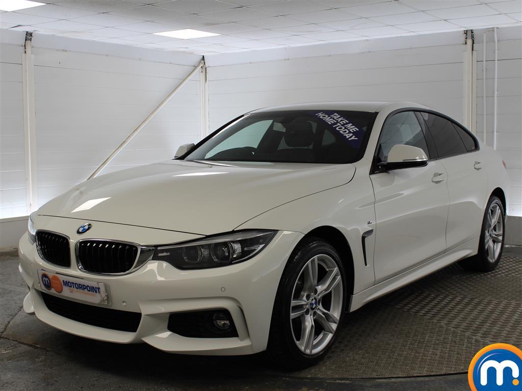BMW 4 Series M Sport - Stock Number (966847) - Passenger side front corner