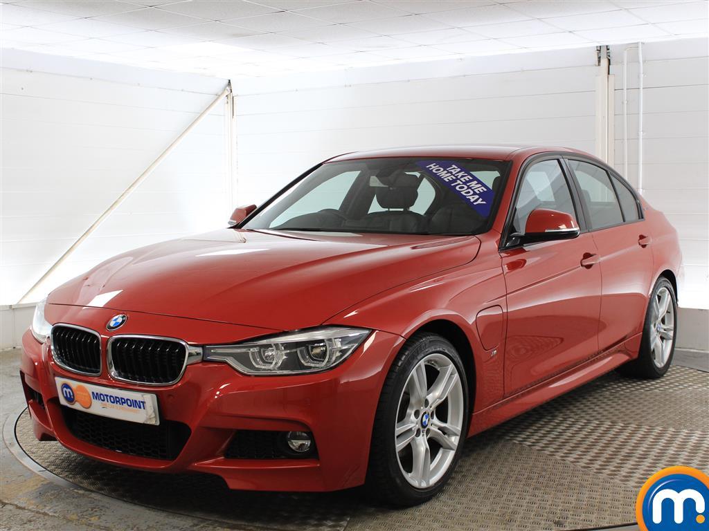 BMW 3 Series M Sport - Stock Number (979166) - Passenger side front corner