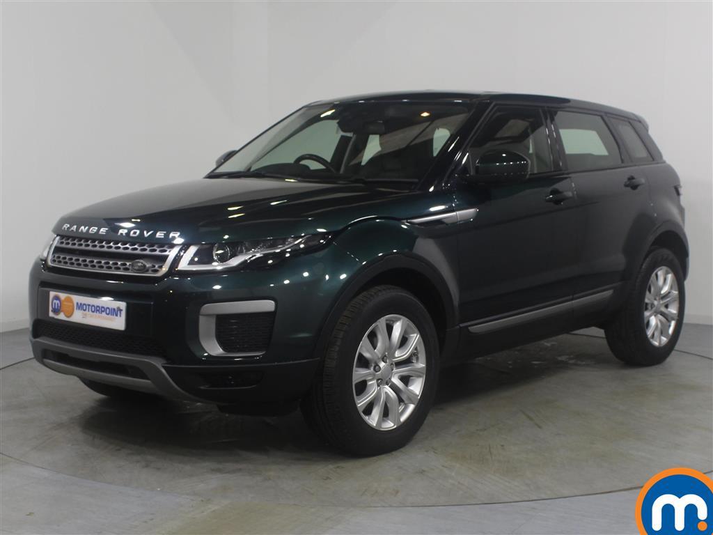Land Rover Range Rover Evoque SE - Stock Number (979438) - Passenger side front corner