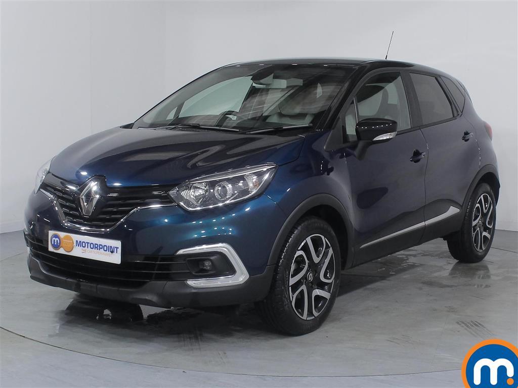 Renault Captur Iconic - Stock Number (966574) - Passenger side front corner