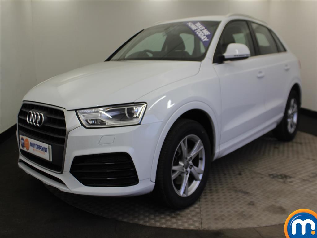 Audi Q3 Sport - Stock Number (980219) - Passenger side front corner
