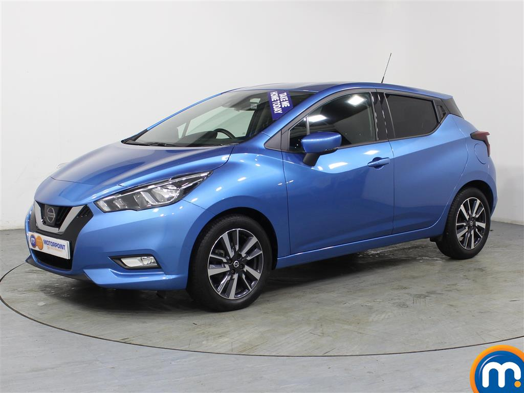 Nissan Micra N-Connecta - Stock Number (973829) - Passenger side front corner