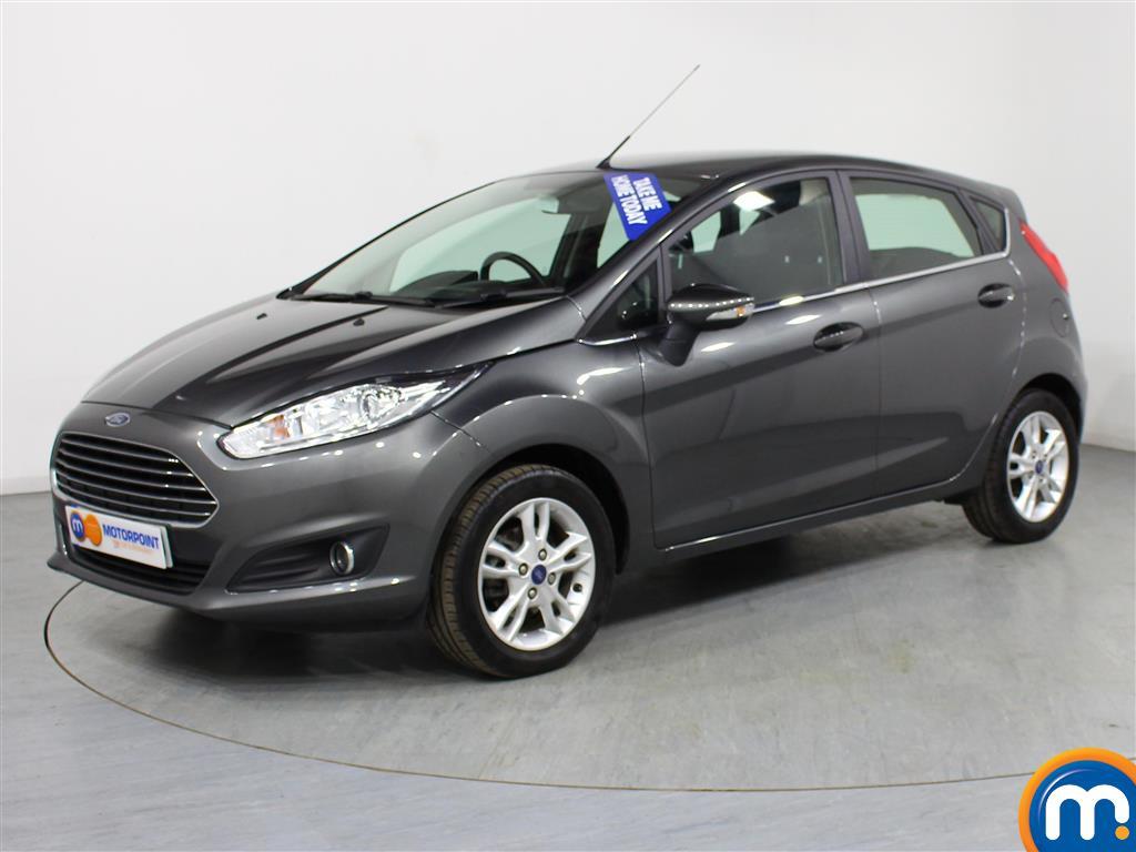 Ford Fiesta Zetec - Stock Number (978559) - Passenger side front corner