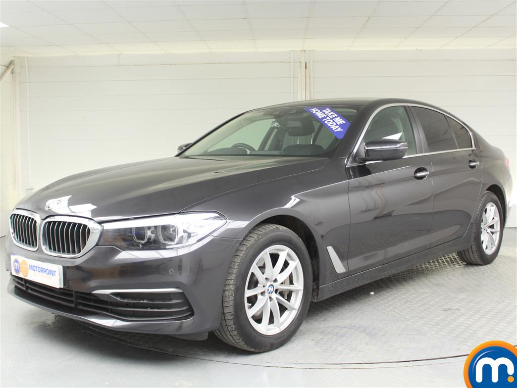 BMW 5 Series SE - Stock Number (977712) - Passenger side front corner