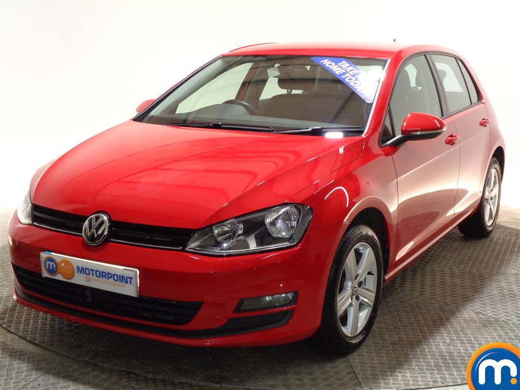 Volkswagen Golf Match Edition - Stock Number (978681) - Passenger side front corner