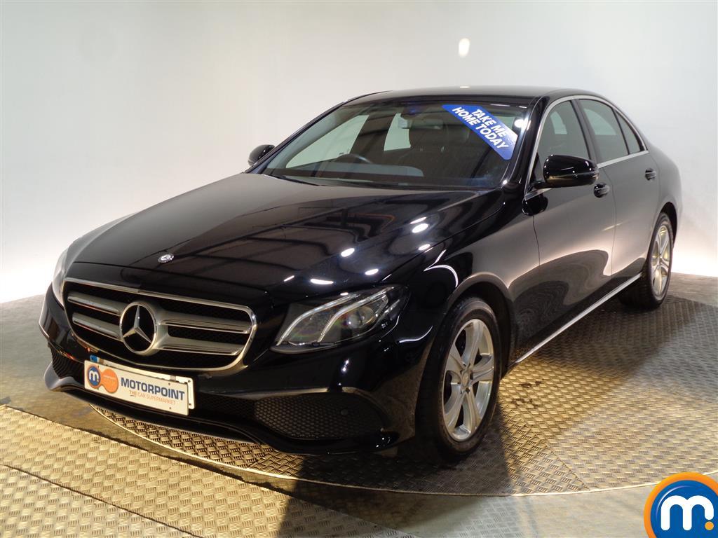 Mercedes-Benz E Class SE - Stock Number (976830) - Passenger side front corner