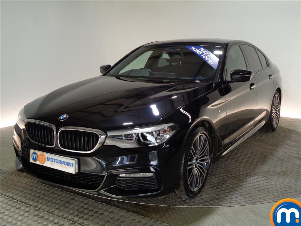 BMW 5 Series M Sport - Stock Number (973615) - Passenger side front corner